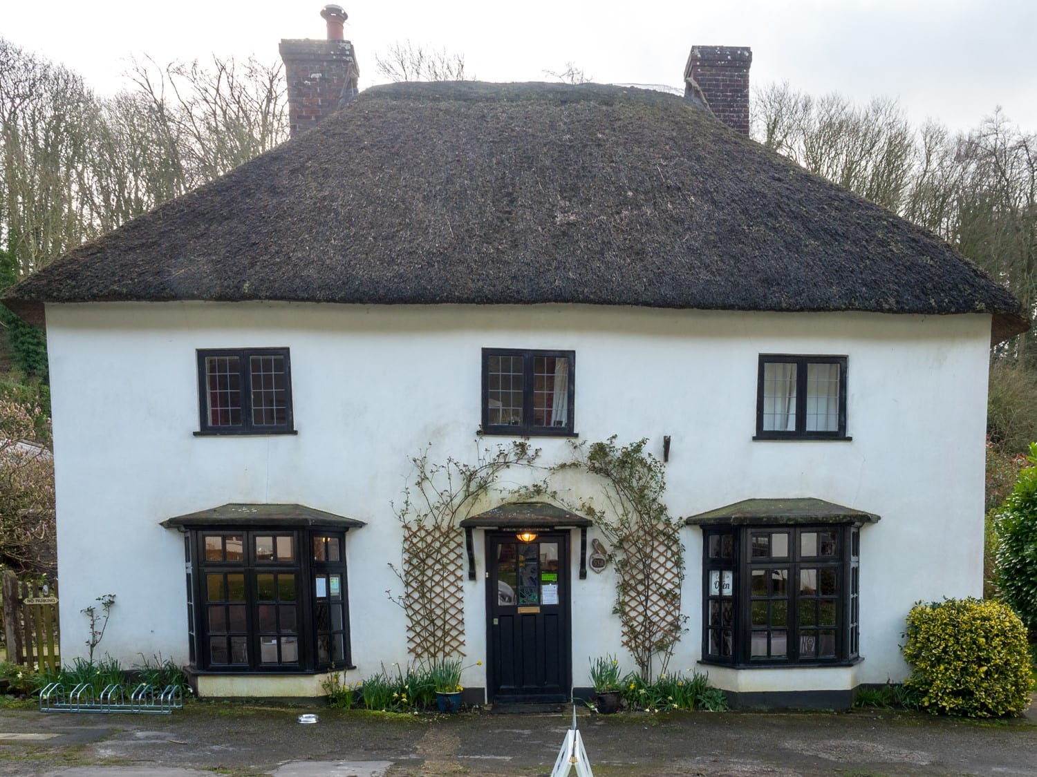 thatched 9