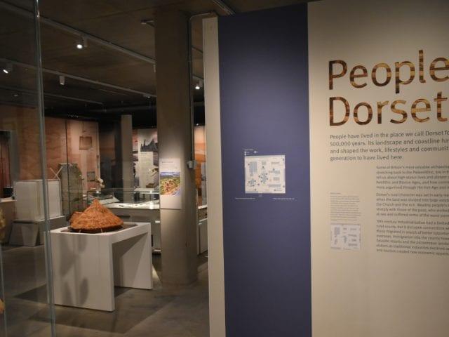 Dorset museum people's exhibit