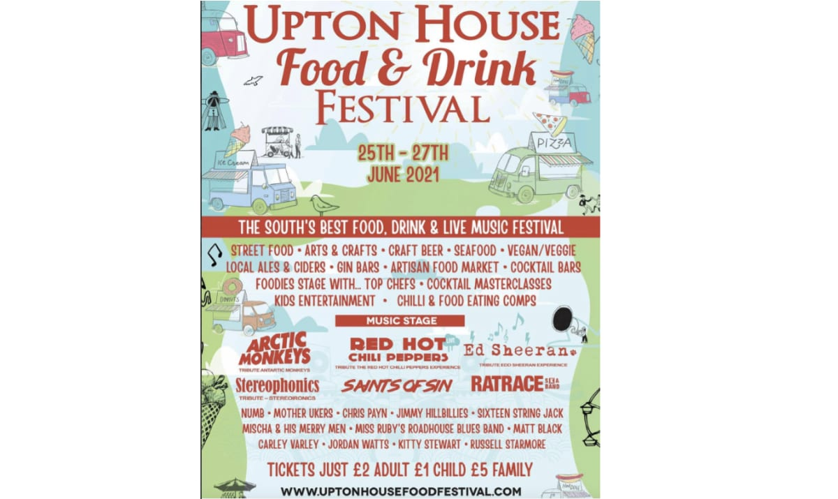 Upton House Country Park poster